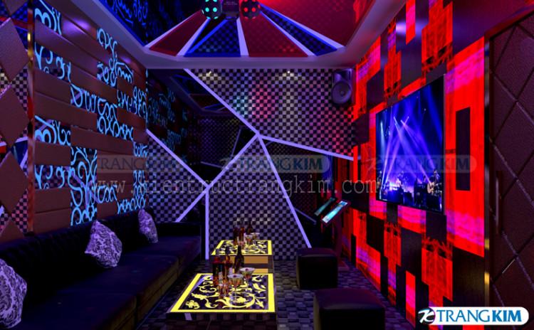 Nội thất phòng karaoke số 2 - v2