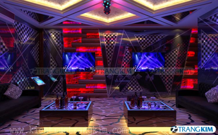 Nội thất phòng karaoke số 3 -v2