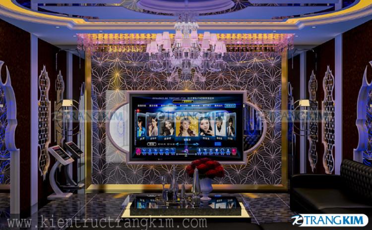 Nội thất phòng karaoke số 4 - v2