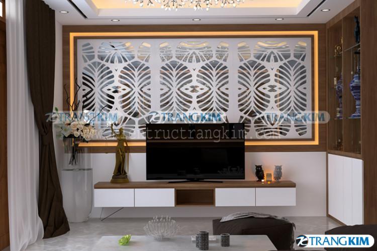 nội thất phòng khách và bếp ăn - v3