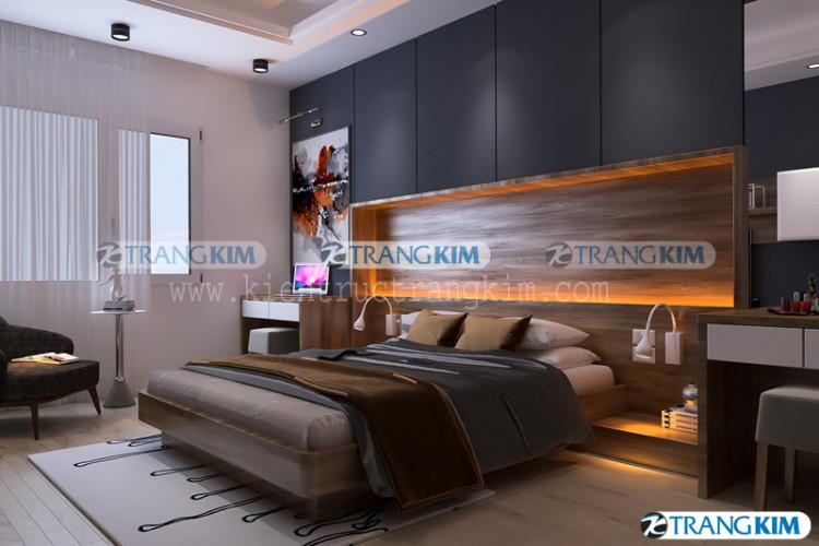 Nội thất phòng ngủ vip 1-1