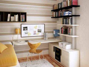Bố trí hợp lý phòng ngủ rộng 10-12 m2