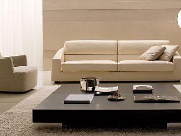 Có nên bố trí bàn trà lớn trong phòng khách?