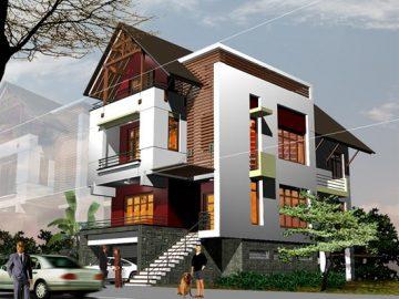 Những nét đặc trưng của kiến trúc biệt thự hiện đại