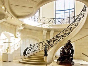 Những mẫu cầu thang đẹp lung linh