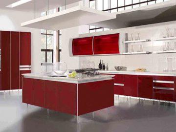 Lựa chọn đồ nội thất đẹp cho nhà bếp