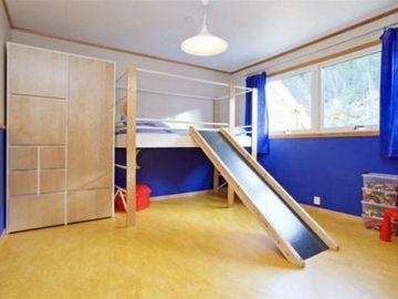 Phòng ngủ cá tính cho trẻ
