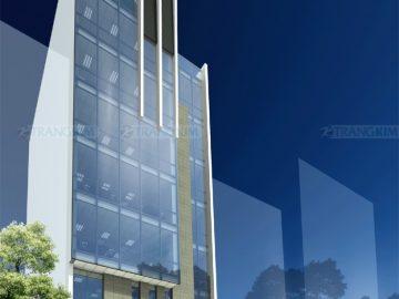 Mẫu Thiết kế kiến trúc văn phòng của công ty kiến trúc Trang Kim