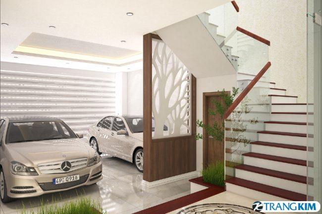 Một số hình ảnh nội thất thiết kế nhà ống 6m hiện đại 1