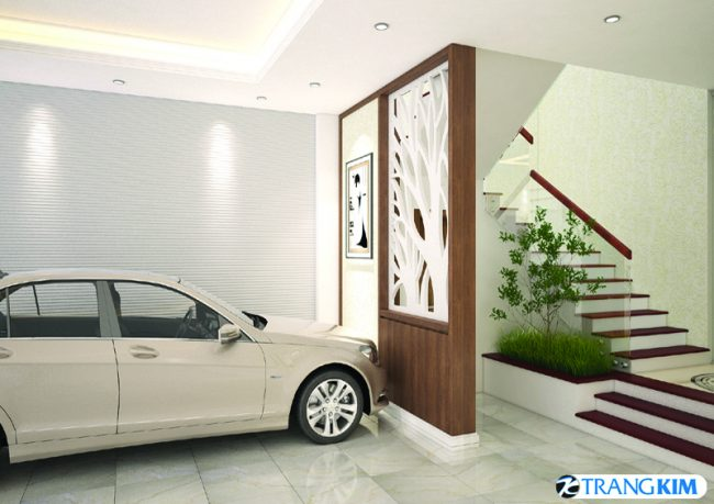Một số hình ảnh nội thất thiết kế nhà ống 6m hiện đại 2
