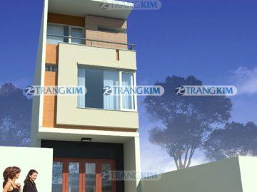 Tổng hợp mẫu thiết kế nhà ống 3 tầng đẹp của Trang Kim