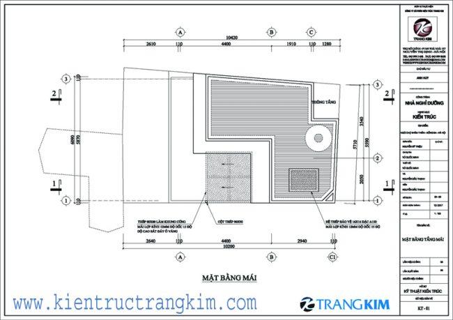 Bố trí mặt bằng kiên trúc nhà ở 3 tầngtại Khâm Thiên - Hà Nội 4
