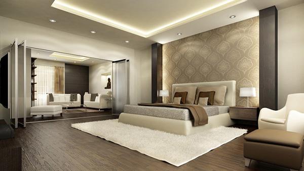 Hình ảnh nội thất nhà nghỉ trên mảnh đất 8x20m 5